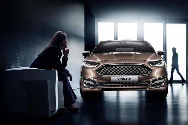 Ford presenta l'esclusiva Vignale Collection (VIDEO)