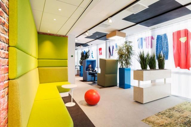 Il Nuovo Ufficio Google Ad Amsterdam Quando La Cultura