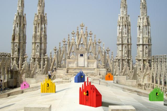 Un Cucù sulla cima del Duomo: ecco l'orologio di Milano