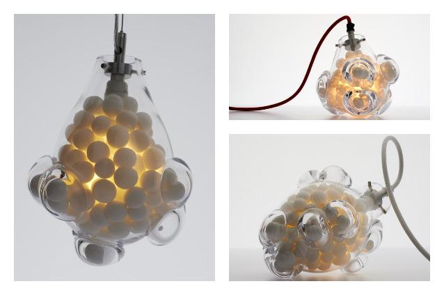 Close Up: la lampada dei ricordi di Vezzini & Chen Design