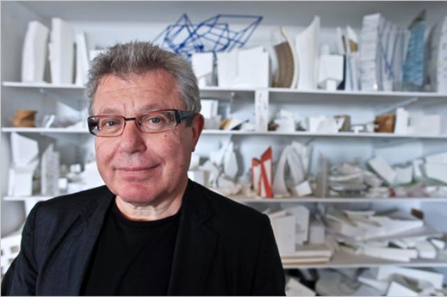"""Daniel Libeskind per Fanpage: """"Essere architetti significa avere fede nel futuro"""" (VIDEO)"""