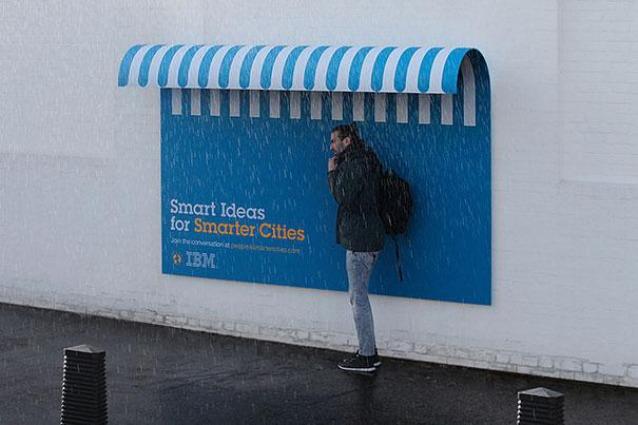 I cartelloni pubblicitari più creativi e divertenti in giro per il mondo