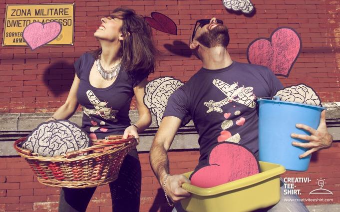 Creativi-Tee-Shirt: manifesti ambulanti di una Napoli che esiste e resiste