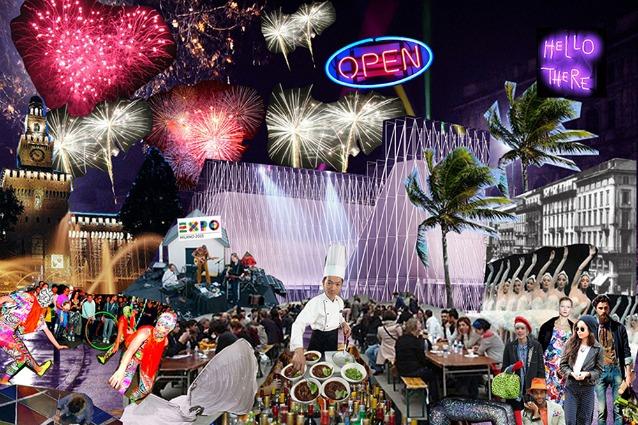 Expo Gate: inaugurato il primo padiglione di Expo 2015