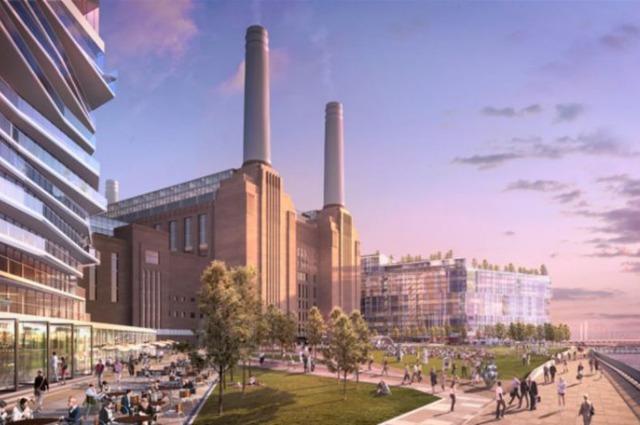Ghery e Foster svelano i disegni per la Battersea Power Station