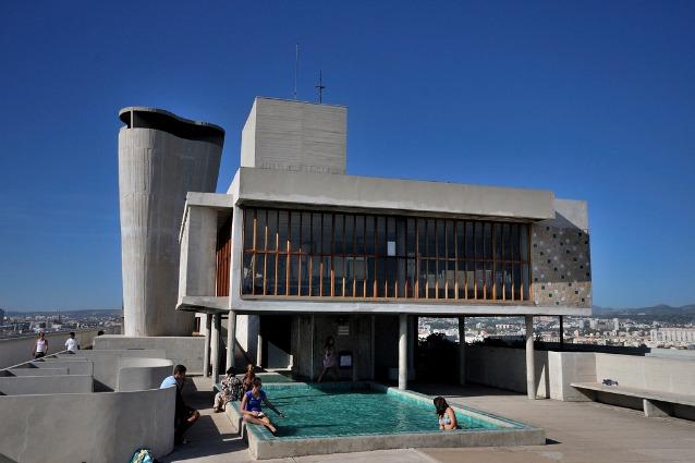 L'Unité d'Habitation di Le Corbusier diventa un albergo