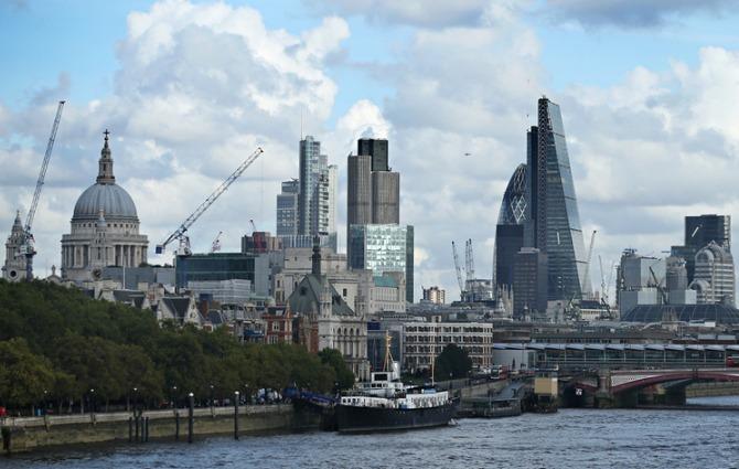 236 grattacieli per Londra: come sarà il futuro skyline della città?