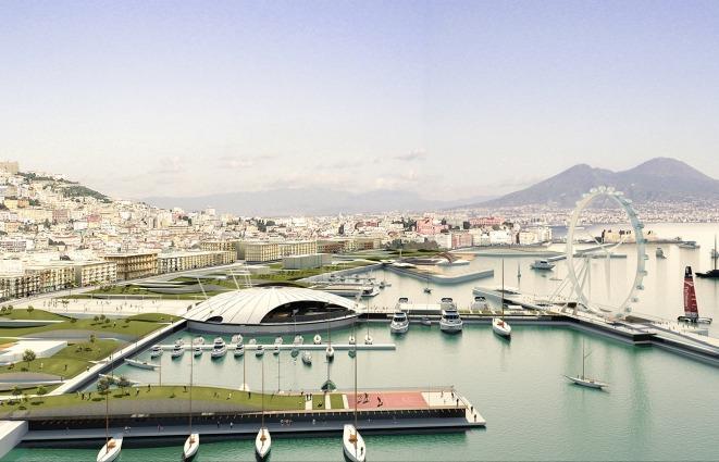 Il futuro Lungomare di Napoli: idee e proposte per il rilancio di uno dei più bei litorali al mondo