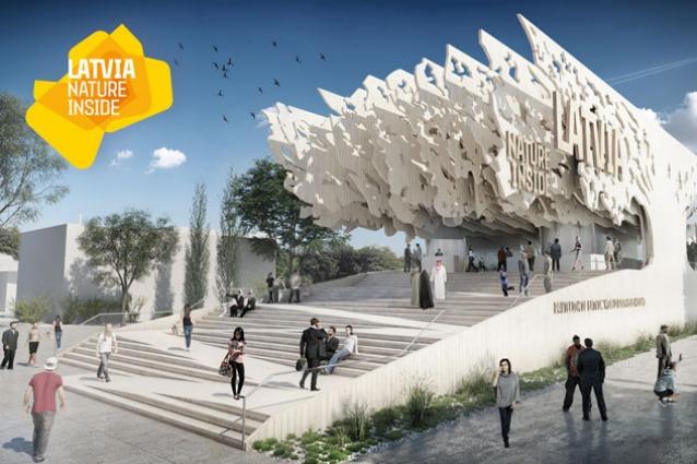 La Lettonia svela il design del suo padiglione per Expo Milano 2015