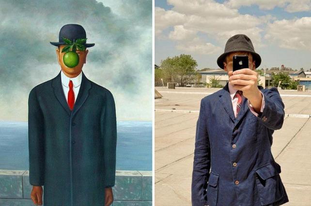 Remake: come sarebbero i quadri più famosi eseguiti ai giorni nostri?