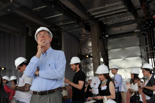 """Maturità 2014, l'importanza di Renzo Piano per i giovani: """"Non si rassegnino alla mediocrità"""""""