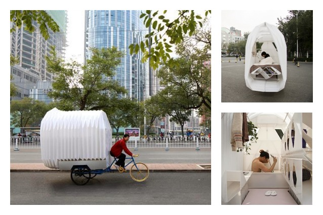 La Tricycle House per sentirsi a casa ovunque voi andiate