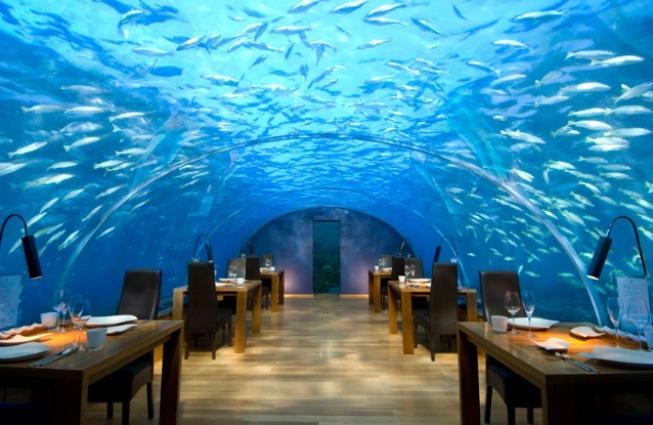 I 18 ristoranti più incredibili al mondo, anche l'Italia è nella lista