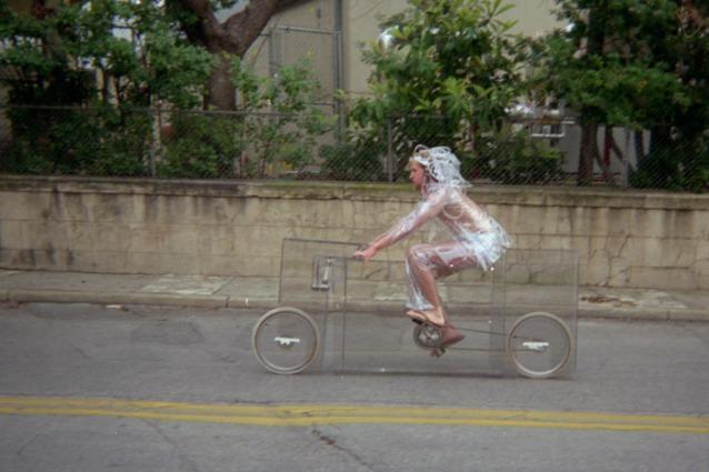 Dal Texas la prima 'Bicicletta Invisibile' al mondo