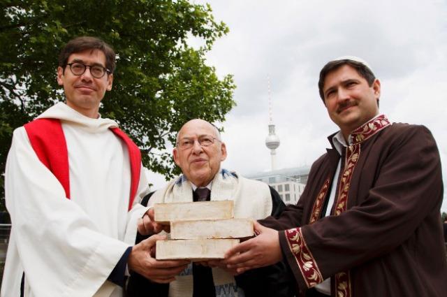 House of One: tre religioni sotto un unico tetto