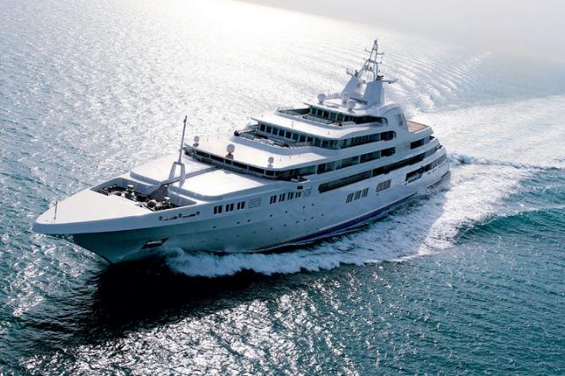 I 5 yacht più lussuosi e costosi del mondo