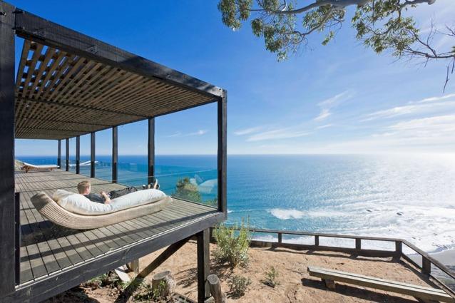 Till House: vivere sull'oceano guardando l'infinito