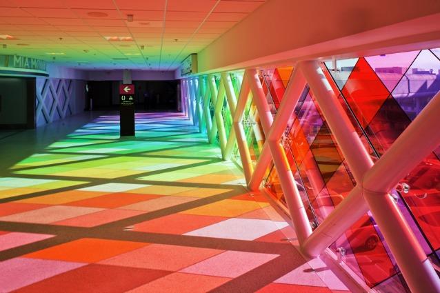 Aeroporti come musei: l'Arte va in mostra tra gli arrivi e le partenze