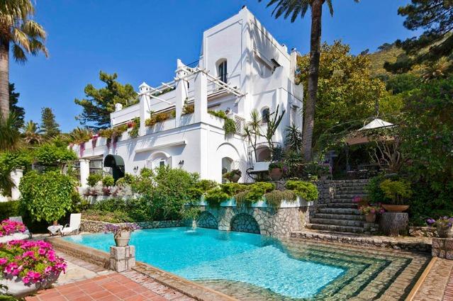 Ville di lusso in Italia: le 10 case in affitto più incantevoli del Bel Paese