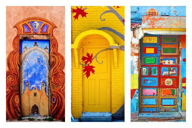 Le 20 porte più belle del mondo per sognare luoghi lontani