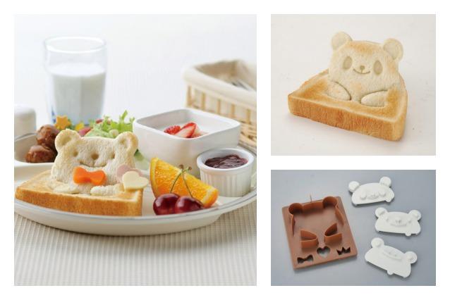 Panda toast mania: come rendere la colazione unica e divertente