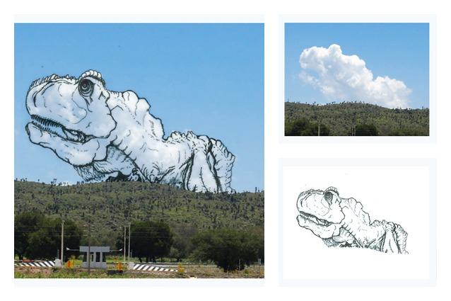 La vera forma delle nuvole: l'arte di Martín Feijoó