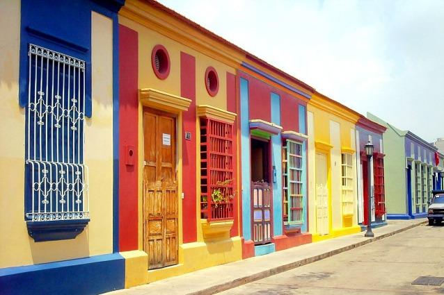 I 20 edifici più colorati del mondo