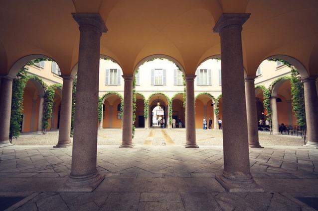 I 15 cortili più belli di Milano, tesori nascosti della città
