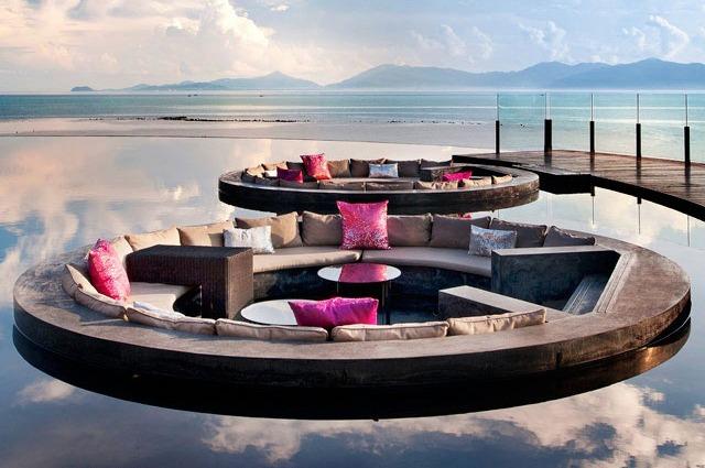 Conversation pit: i 15 divani più incredibili al mondo