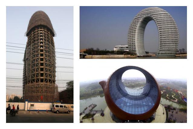 I 15 edifici più strani e ridicoli della Cina