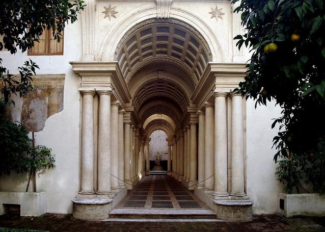 Roma segreta: i 10 cortili più belli della Capitale