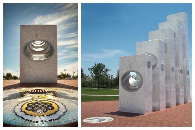 USA, il Monumento ai Veterani di guerra ha dell'incredibile