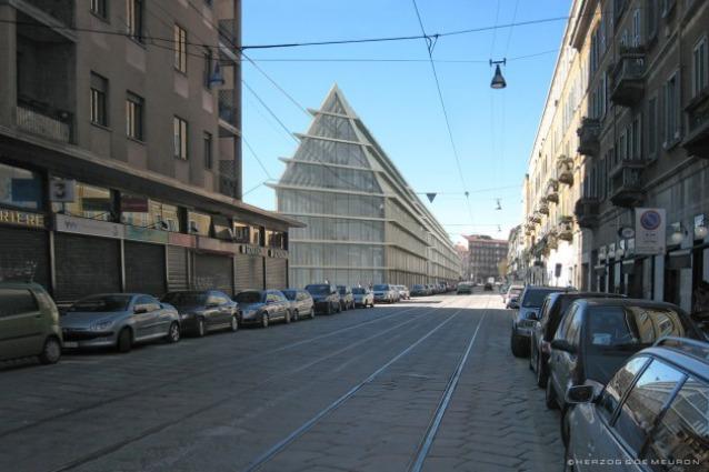 Milano, prima pietra per la nuova sede della Fondazione Feltrinelli