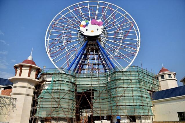 Hello Kitty sbarca in Cina: in arrivo un nuovo parco a tema