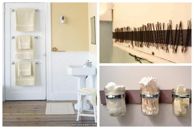 10 idee salvaspazio per il bagno, anche il più piccolo - Idee Arredo Bagno Salvaspazio