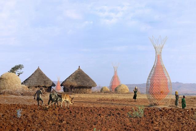 WarkaWater: un progetto tutto italiano per fornire l'Africa di acqua potabile