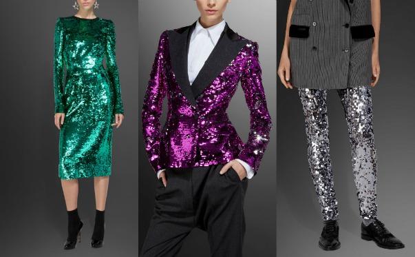 Dolce&Gabbana trio