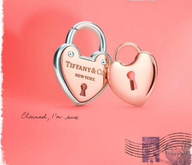 Gioielli Tiffany, una promessa preziosa per San Valentino