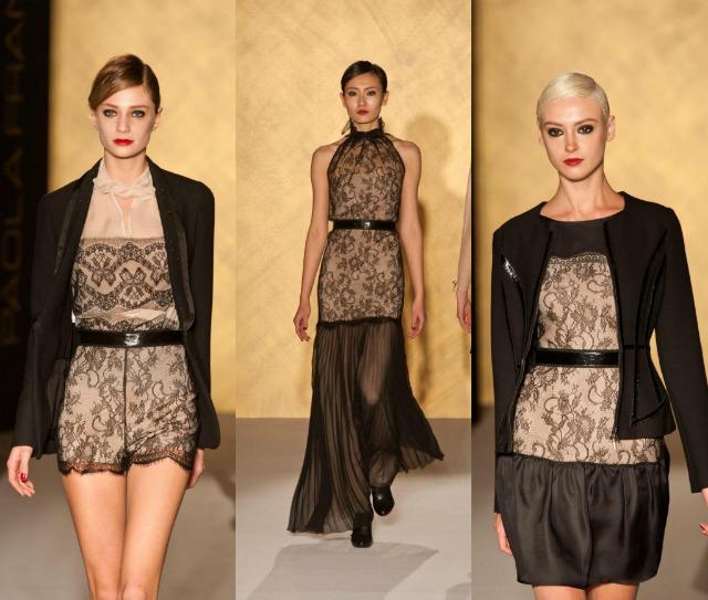 paola frani settimana della moda di milano 2012-2013