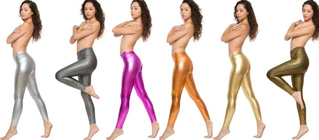 Leggings-Metallici-America-Apparell