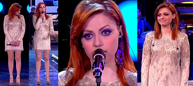 look-annalisa-scarrone-finale-amici-2012