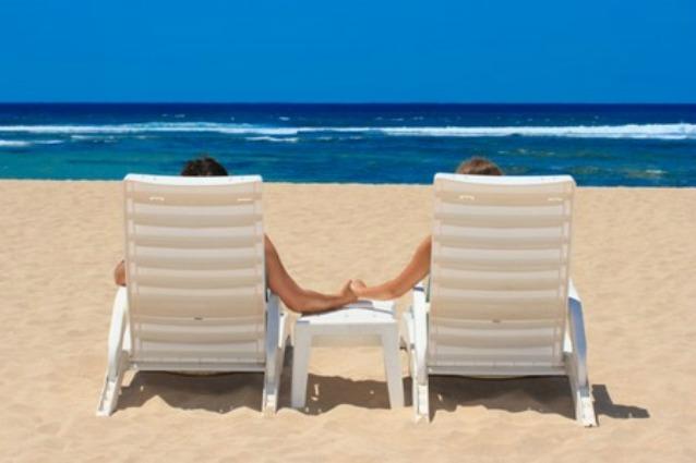 I litigi e i compromessi della vacanza in coppia