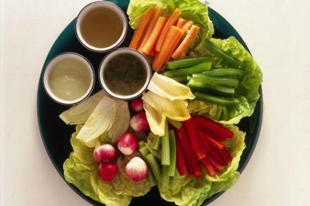 Antipasto di verdure per ridurre il picco glicemico