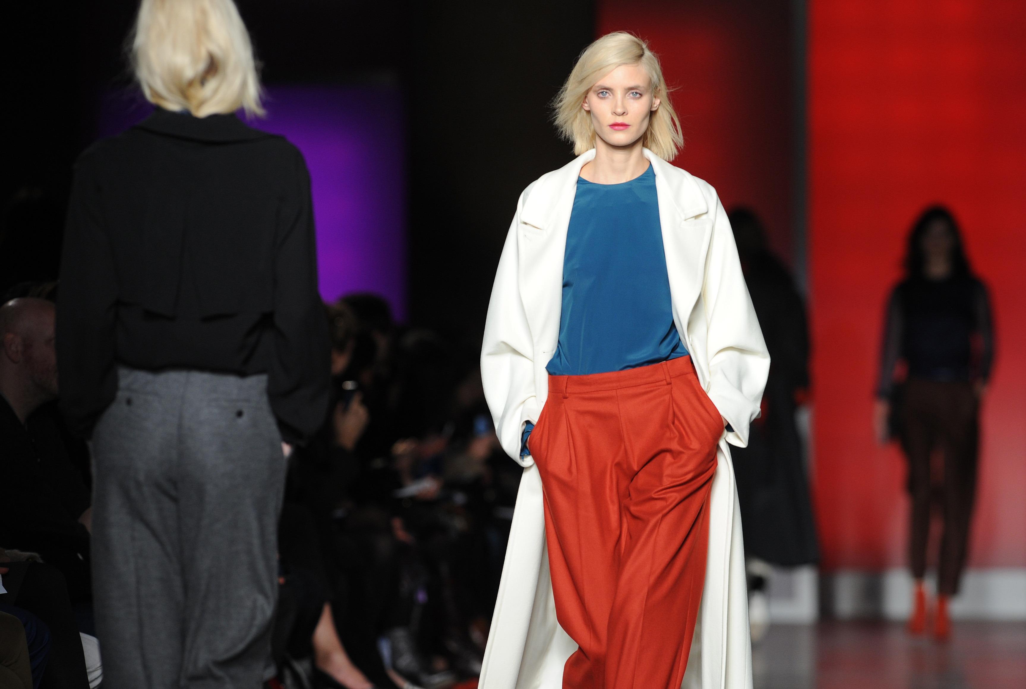London Fashion Week 2013: l'inverno a colori di Paul Smith