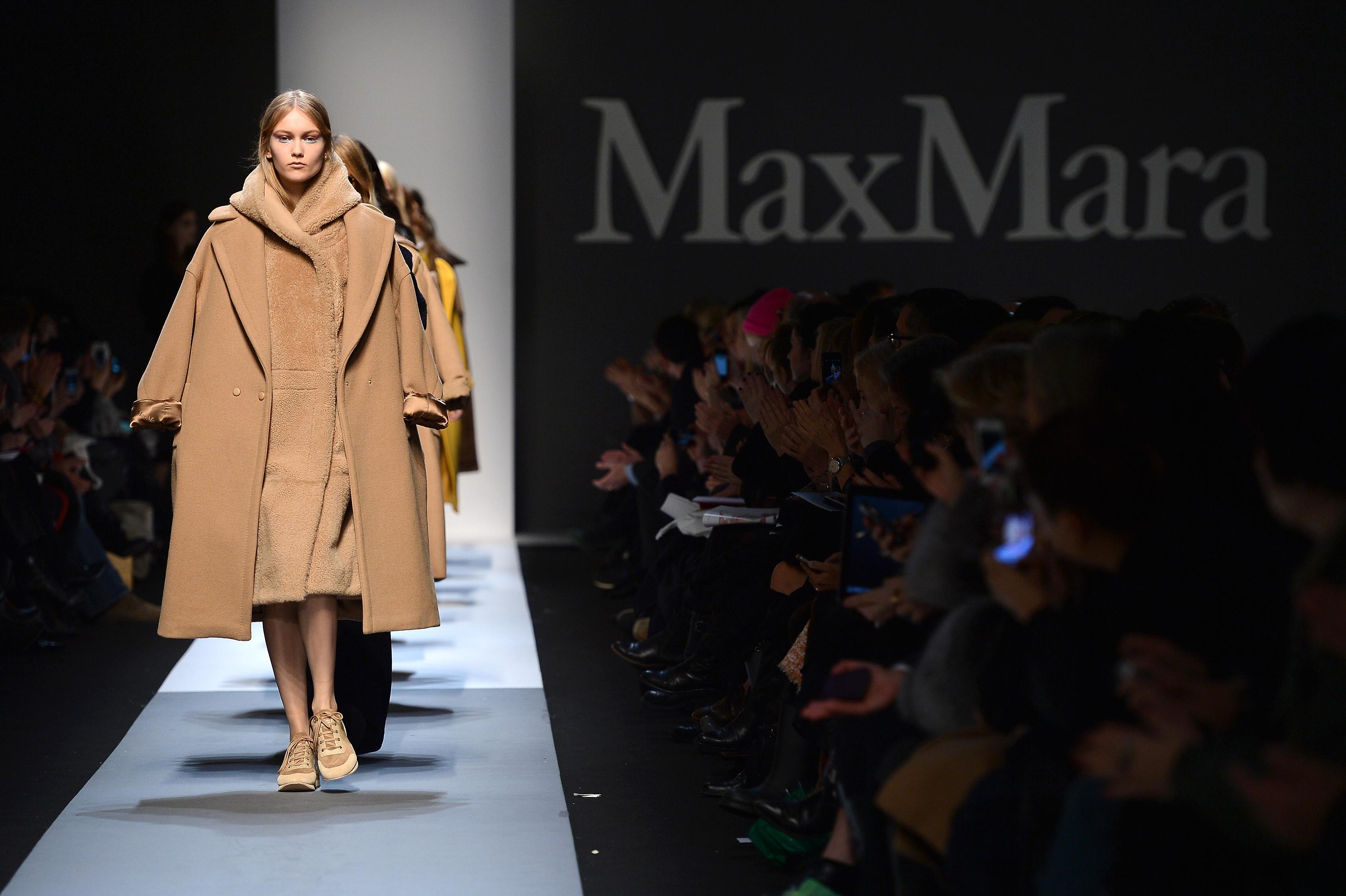 Max Mara collezione Autunno/Inverno 2013-14: l'eleganza comoda
