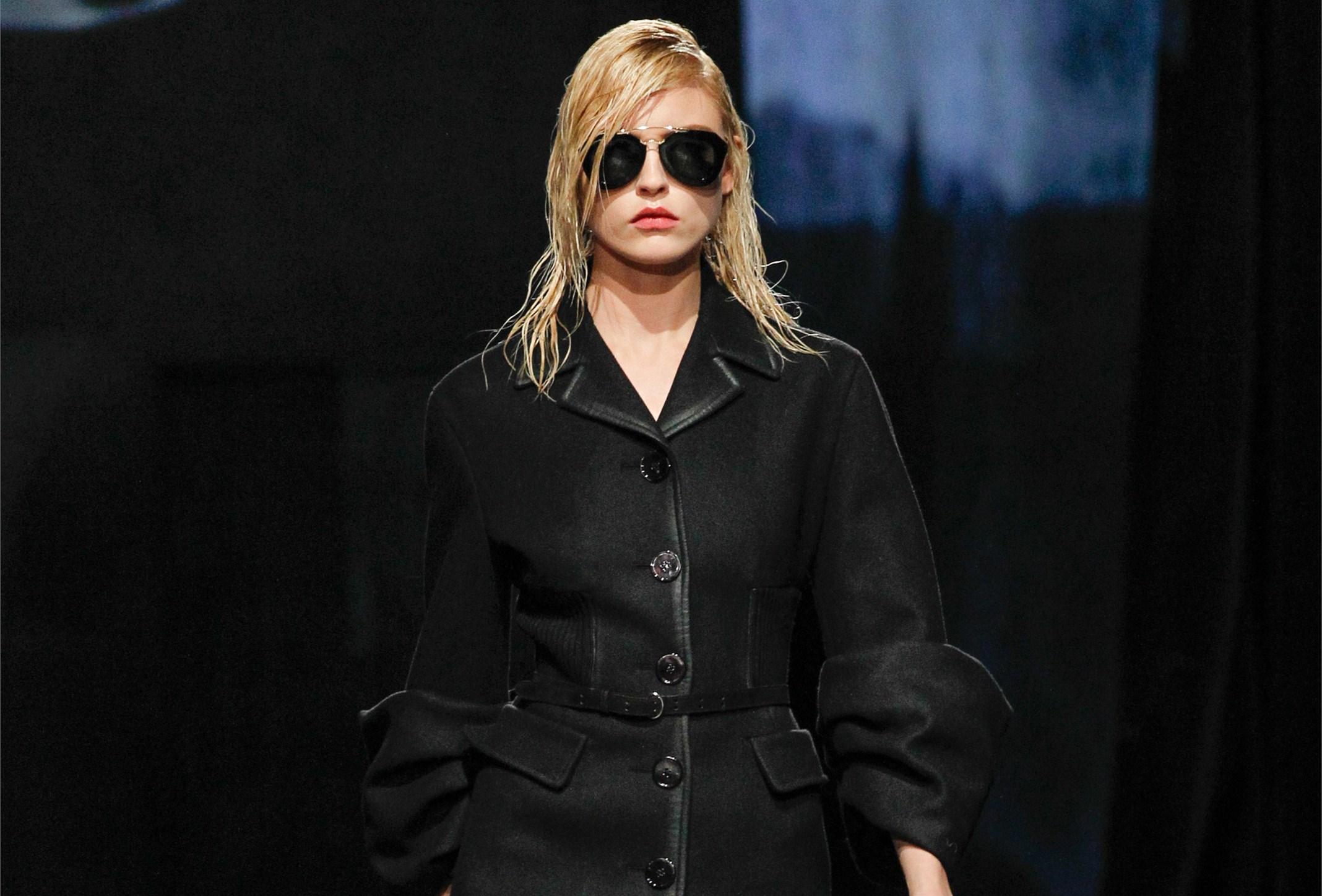 Prada collezione Autunno/Inverno 2013-14: la moda è cruda