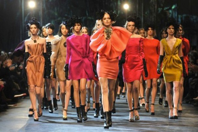 Parigi Fashion Week 2013: il calendario delle sfilate