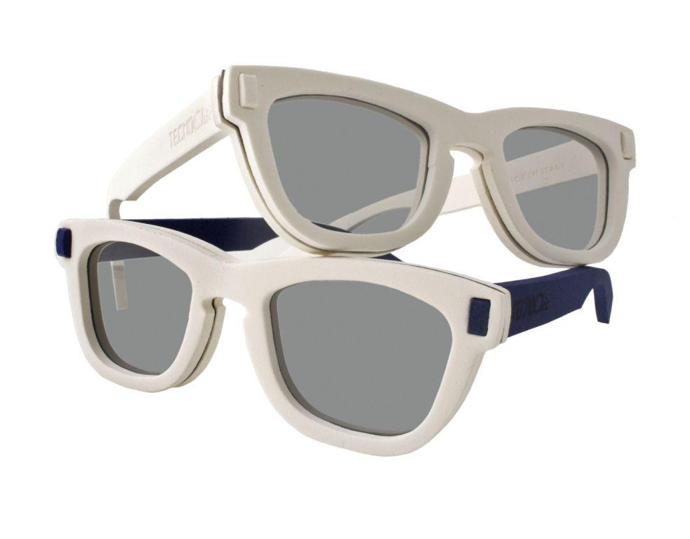 SoSoft, il primo occhiale da sole che galleggia e si accartoccia