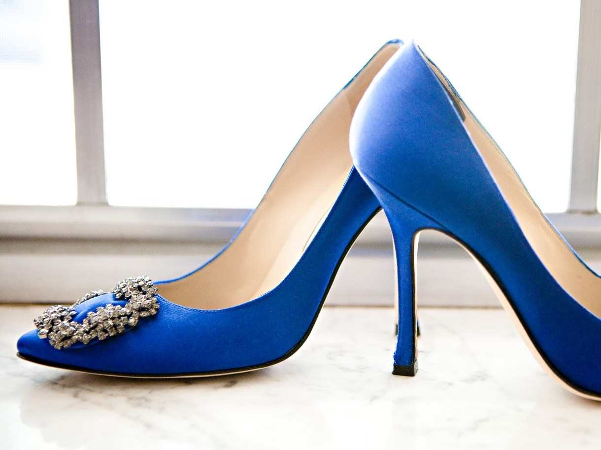 "All'asta le scarpe indossate da Sarah Jessica Parker in ""Sex and the City"""