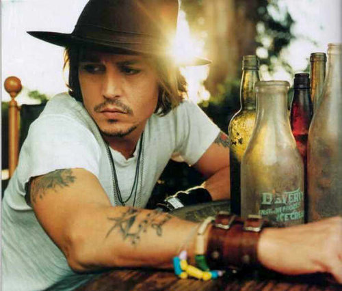 Johnny Depp, il bad boy più amato dalle single